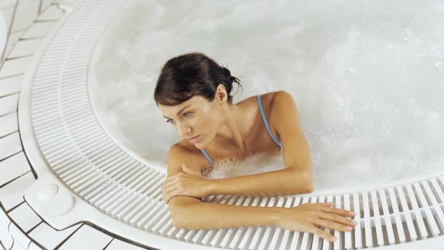 Espace Aqua Detente Femme Jaccuzzi