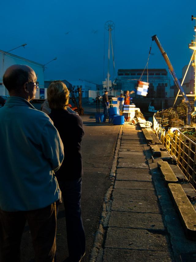 Visite guidée du Port de pêche