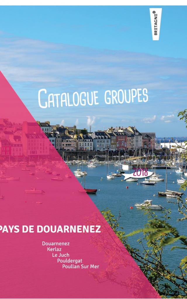 Guide Groupe Pays Douarnenez 2018
