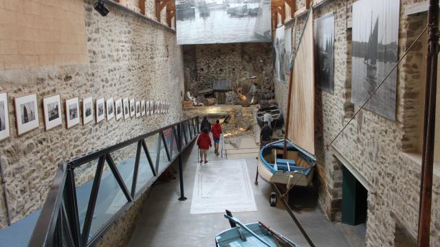 Visite du Port-musée - Douarnenez