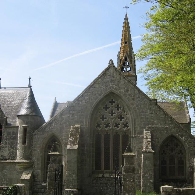 Notre dame de Kérinec Chapel Poullan Sur Mer