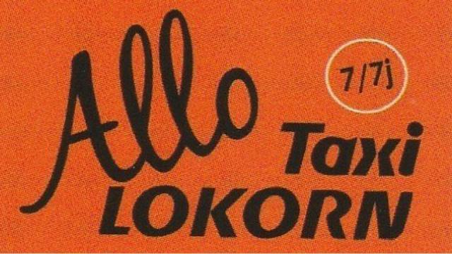 Taxi Lokorn