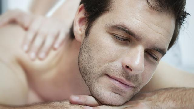 Thalasso Vue Mer Plage Des Sables Blancs Massage Homme