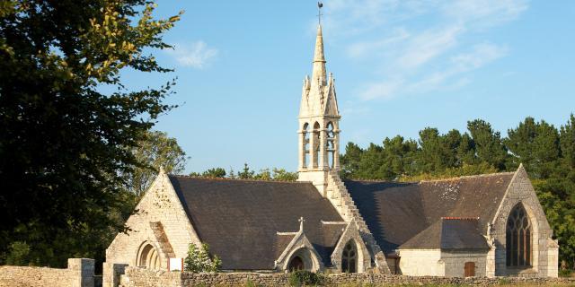 Chapelle Notre-Dame de Kérinec, Poullan-sur-Mer