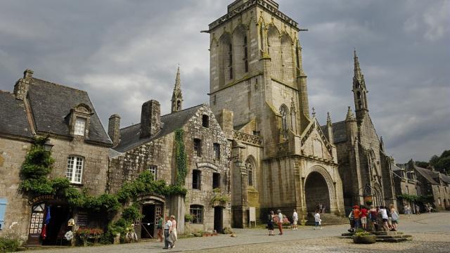 Eglise Saint-Ronan de Locronan