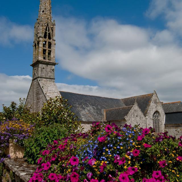 Eglise Saint Ergat à Pouldergat
