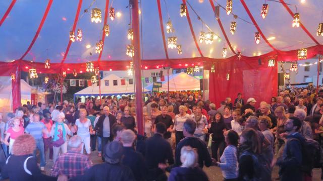 Fest Noz au Festival du Cinéma