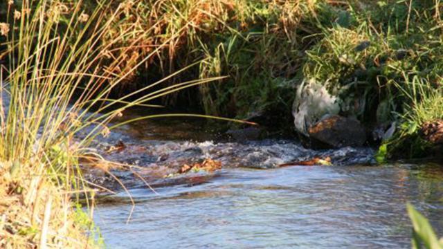 Cours d'eau, Pouldergat