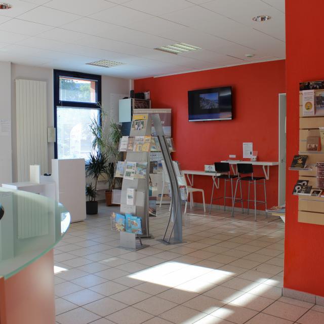 Office de Tourisme du Pays de Douarnenez intérieur
