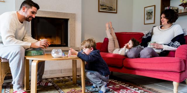 Se redécouvrir en famille dans une location de maison de vacances en Bretagne en hiver