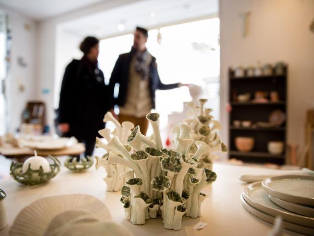 Atelier/boutique céramique