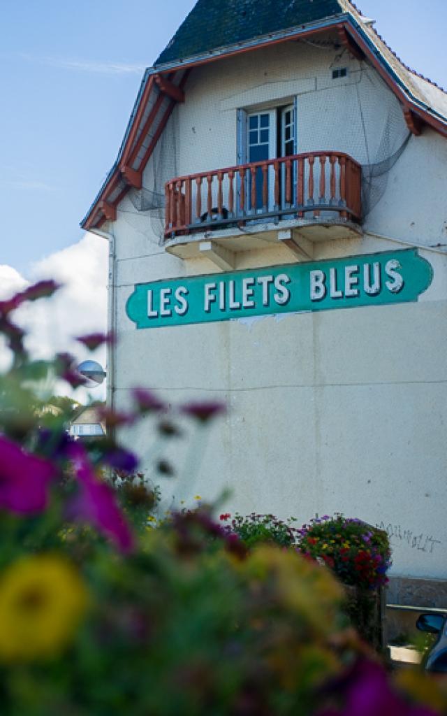 Les Filets Bleus sur le Rosmeur