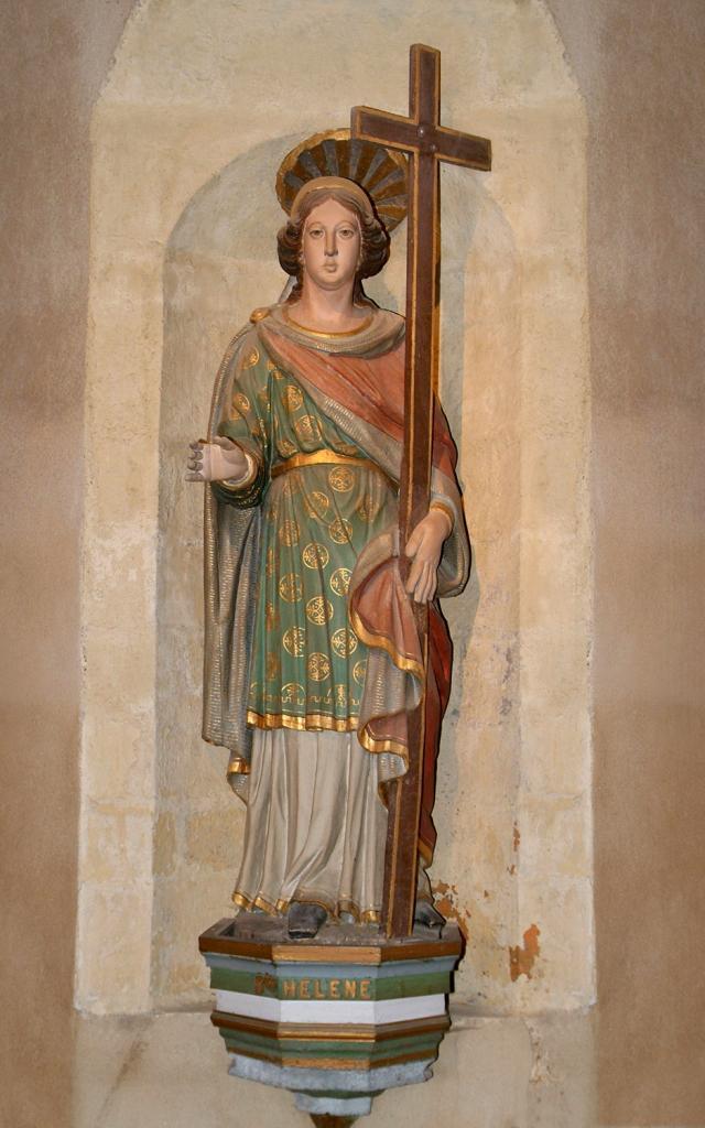 Statue de Sainte-Hélène