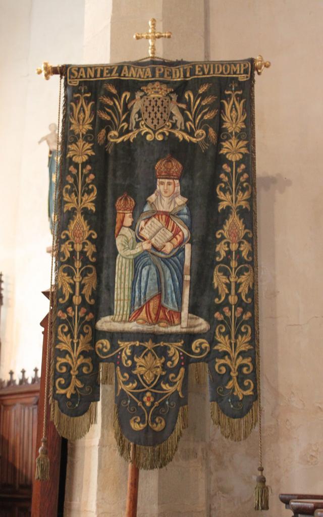 Bannière Represantant Sainte Anne