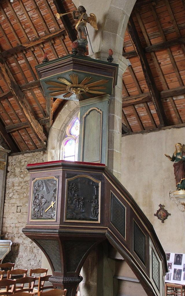 Chaire à Précher Sainte Hélène