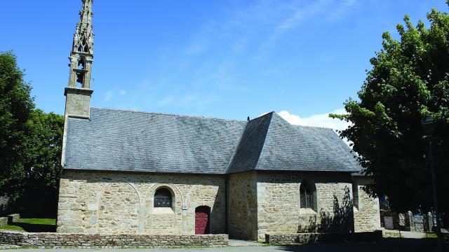 Chapelle Saint Jean Tréboul
