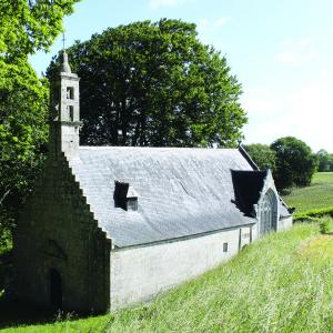Chapelle Saint-Vendal de Pouldavid