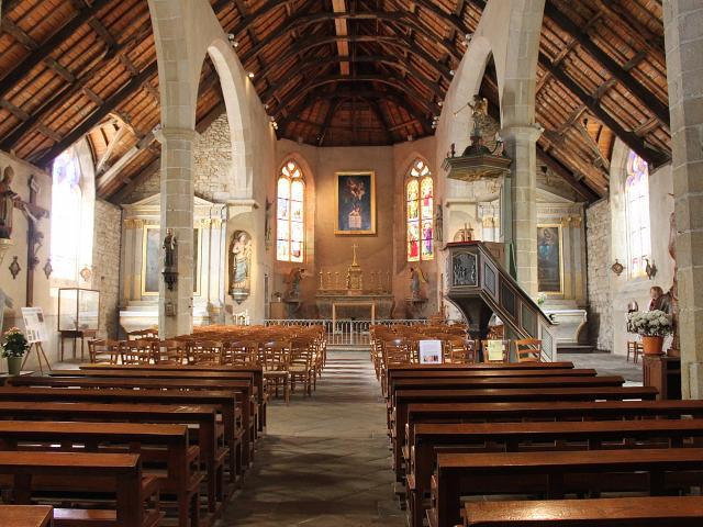Chapelle Sainte Hélène Intérieur