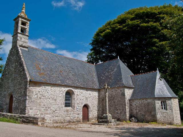 Chapelle Saint-They, Poullan-sur-Mer