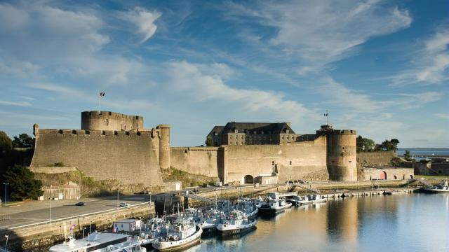 France, Finistere (29) Brest, Chateau