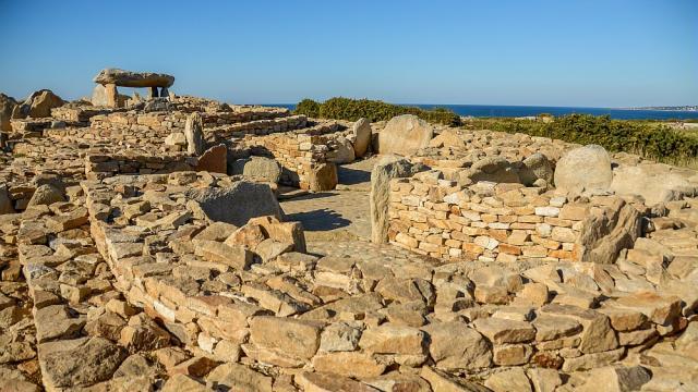 Site archéologique de Ménez Drégan