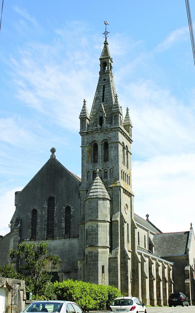 Eglise Saint-Joseph à Tréboul