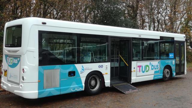 Tud'Bus, transport de la ville de Douarnenez