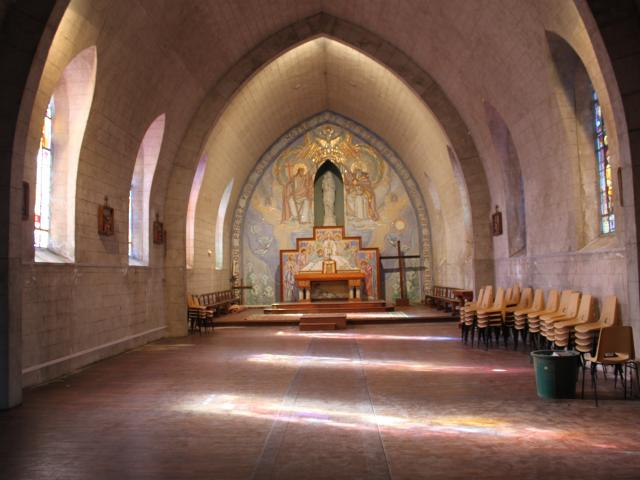 Interieur St Blaise