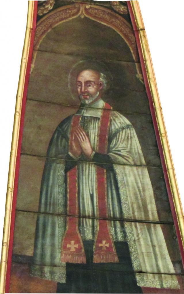 Michel Le Nobletz, Chapelle Saint-Michel