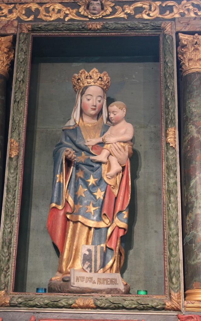 Notre Dame De Rumengol St Vendal