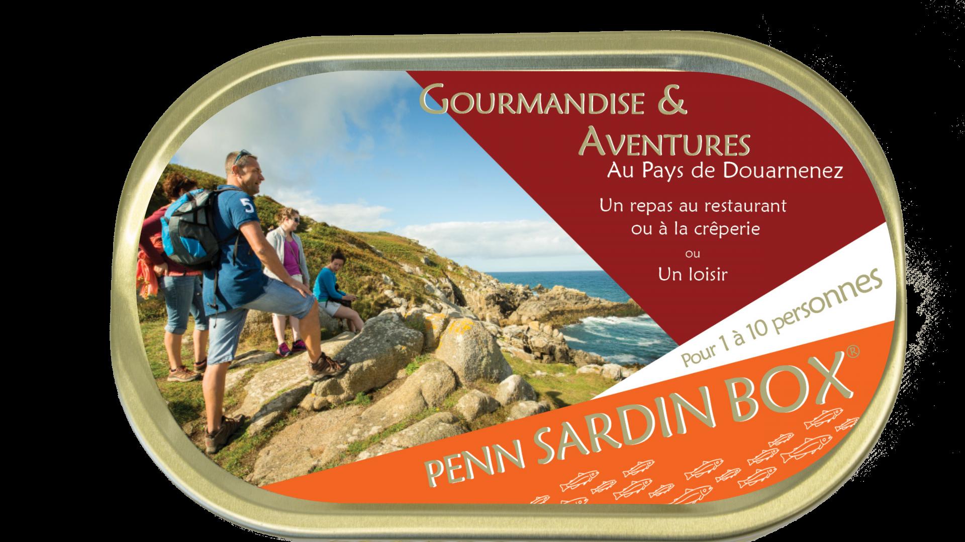 Penn Sardin Box Box Gourmandises Et Aventures