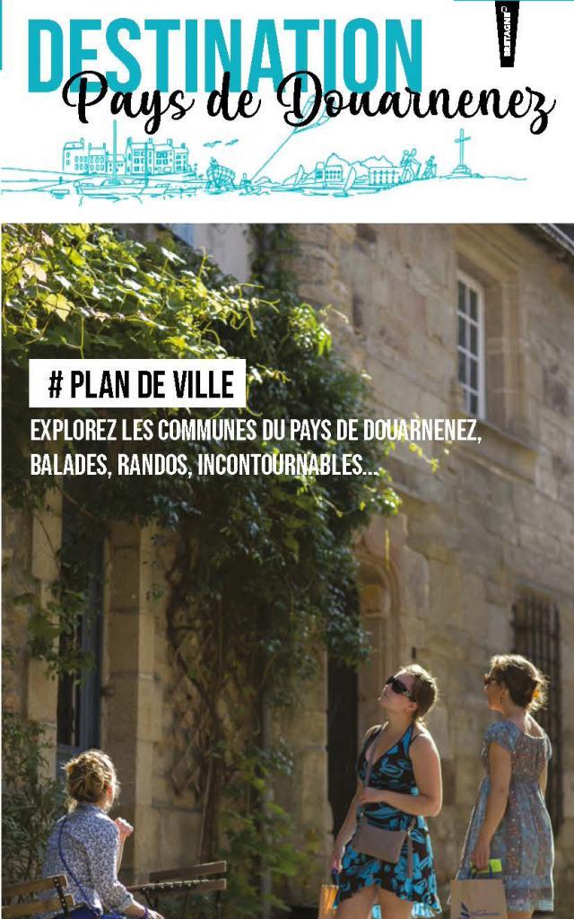 Plan Douarnenez Communauté 2019 Couv