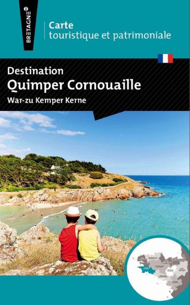 Quimper Cornouaille Plan