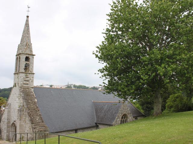 Eglise Saint Jacques de Pouldavid