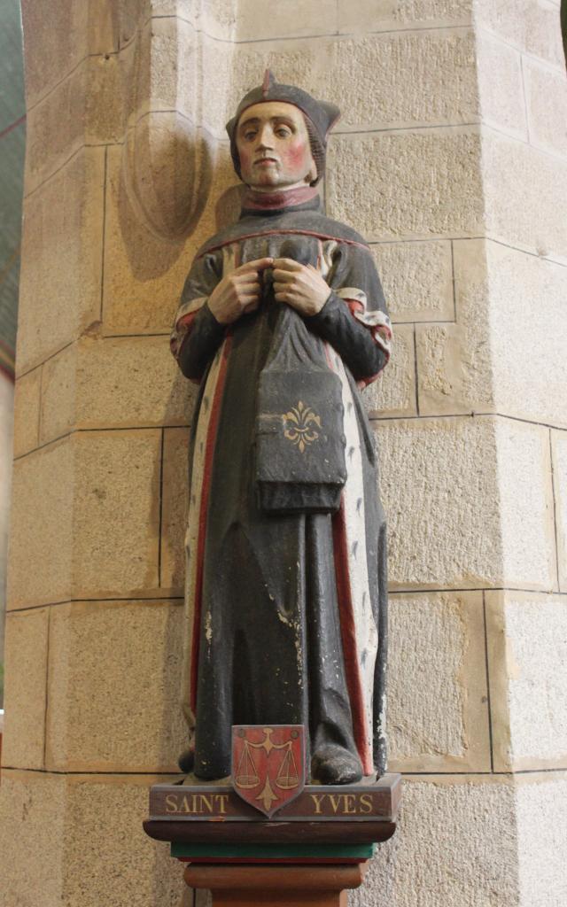 St Yves, Avocat Des Pauvres