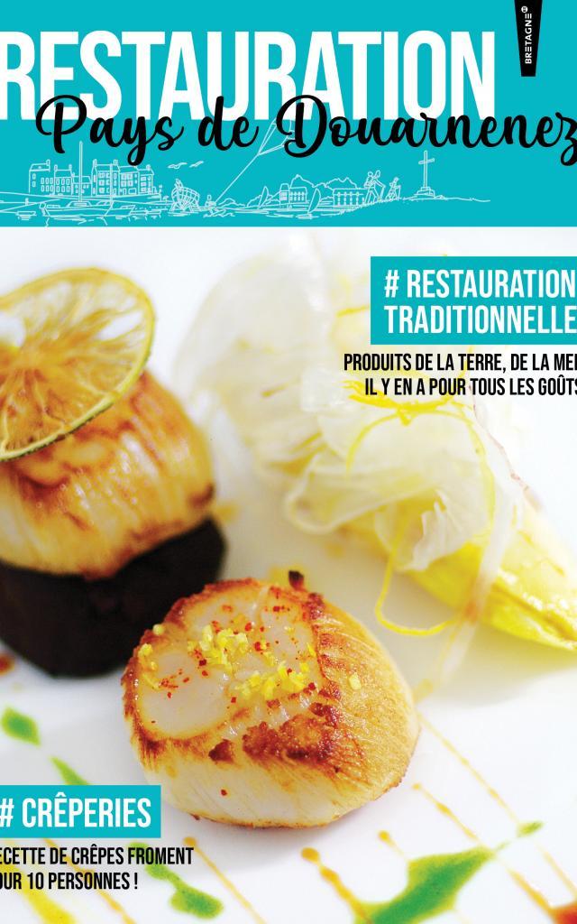 Couv Guide Restaurants 2020