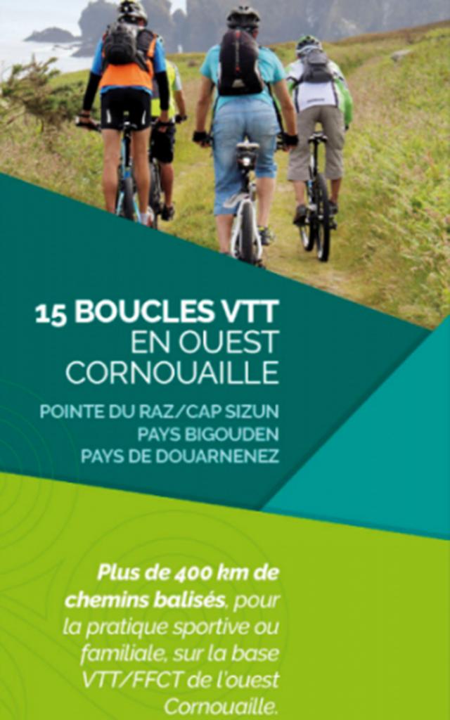 15 Boucles VTT en Ouest Cornouaille