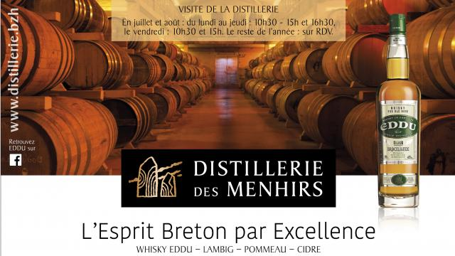 Distillerie Menhirs