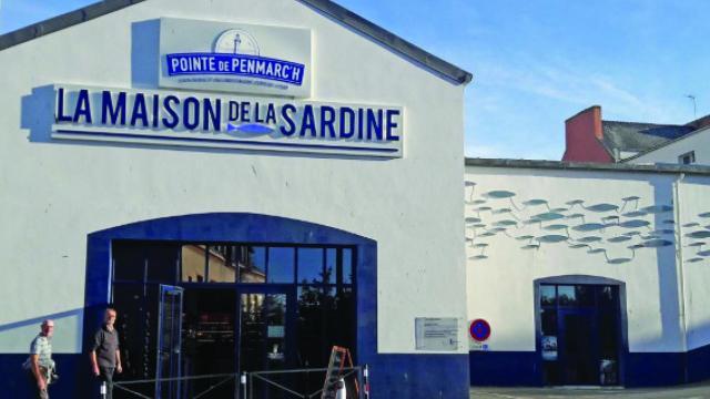 La Maison De La Sardine Pdp