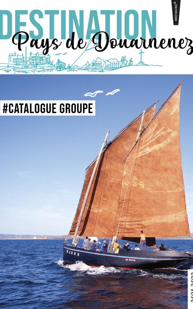 Catalogue Groupes 2021 Sur Le Pays De Douarnenez