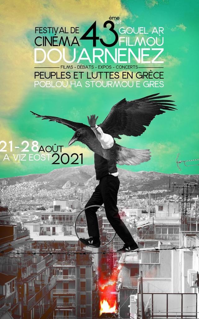 Festival Du Cinéma Douarnenez 2021 Grèce