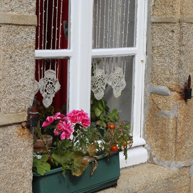 Fenêtre ruelle