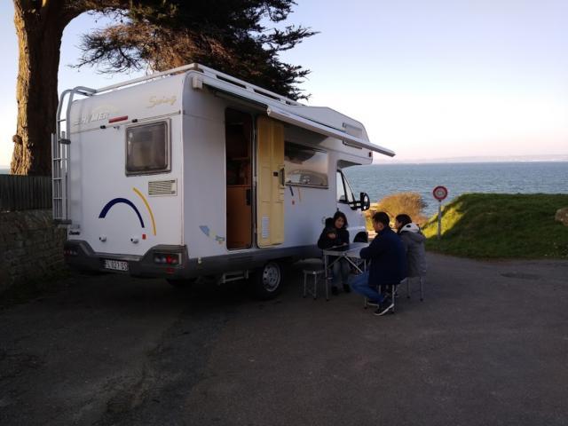 Louvez vos camping-car à Douarnenez pour visiter le Finistère