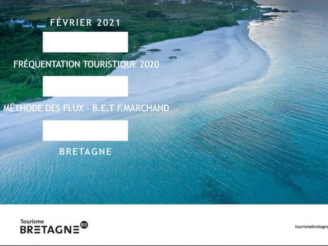 Chiffres Fréquentation Bretagne 2020