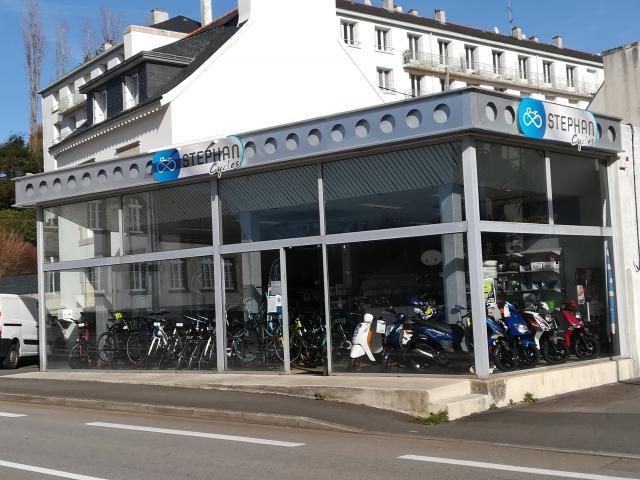 Réparation de vélo à Douarnenez