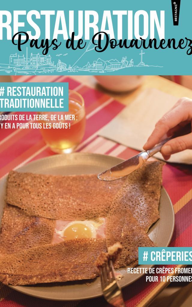Guide des restaurants sur le Pays de Douarnenez