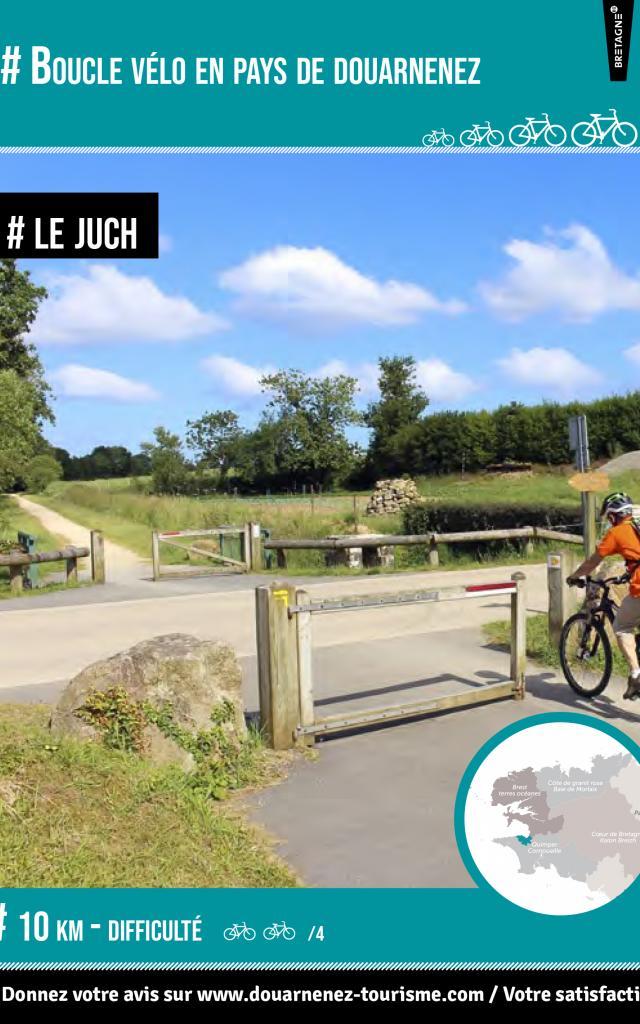Circuit Du Juch Balade En Vélo