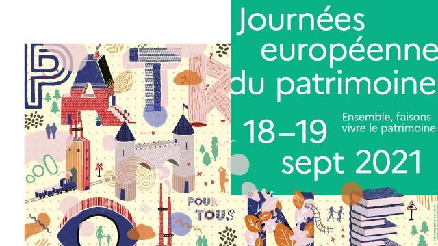 Journée Européennes Du Patrimoine 2021