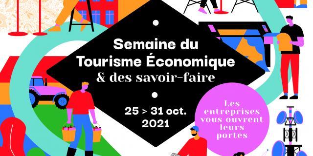 Semaine économie touristique et des savoir-faire 2021 Cornouaille Finistère à Douarnenez